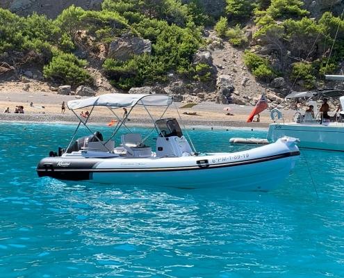 Rent boats Ranieri
